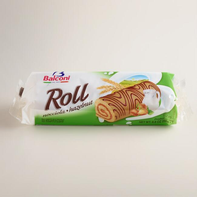 Balconi Hazelnut Roll