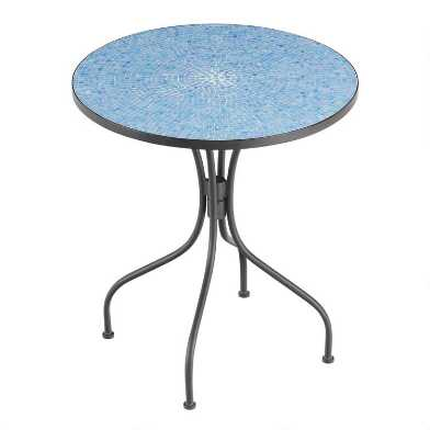 Round Cadiz Outdoor Bistro Table