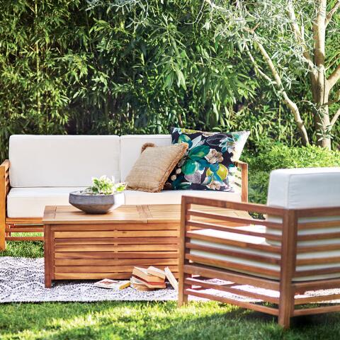v7. Praiano Outdoor Occasional Collection   World Market