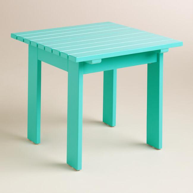 Lagoon Adirondack Side Table