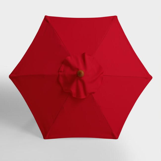 Barbados Cherry 5' Umbrella Canopy