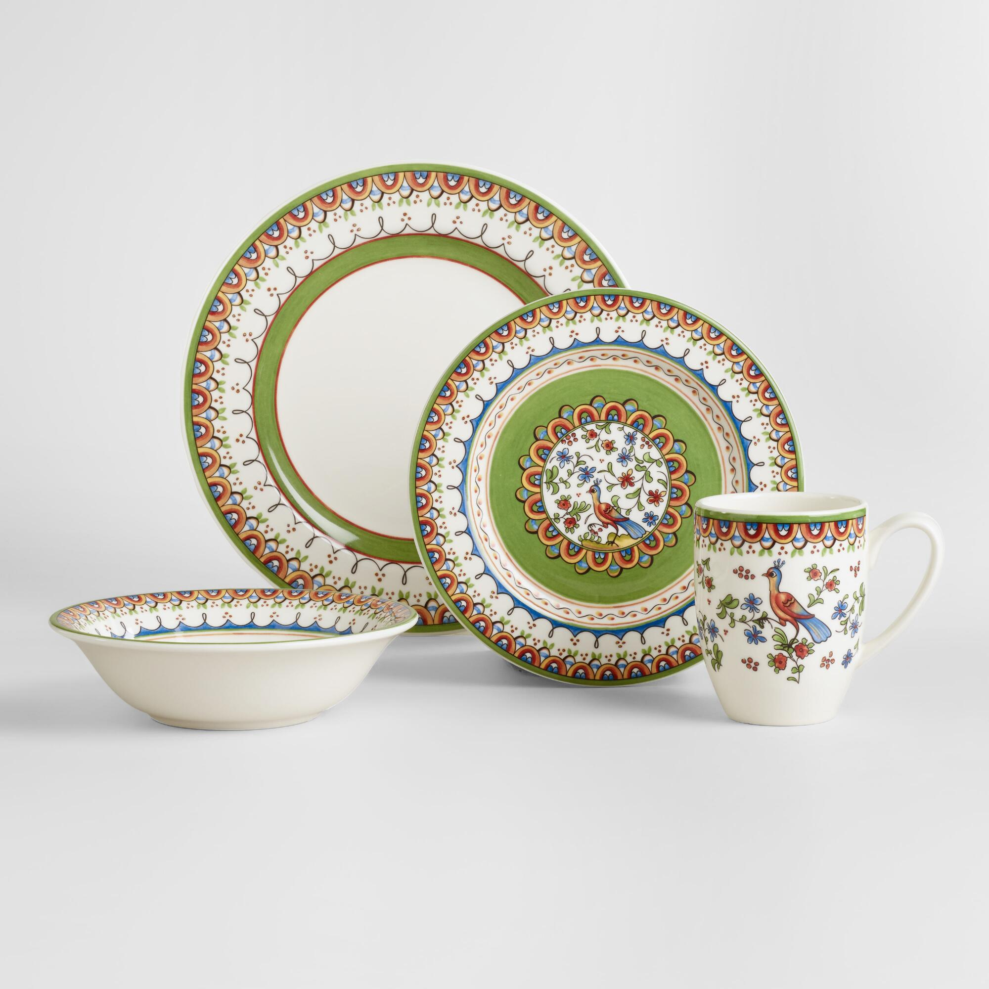 Passaro Dinnerware Collection by World Market