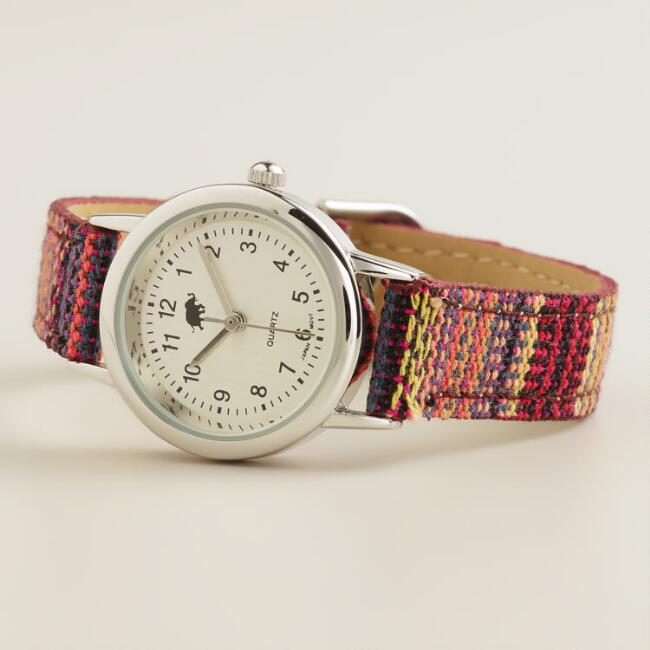 Tribal  Fabric Watch