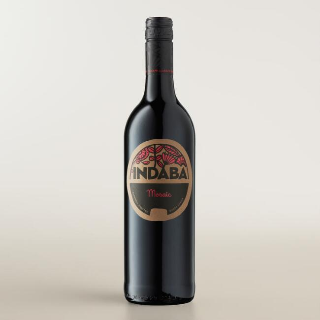 Indaba Mosaic Red Blend