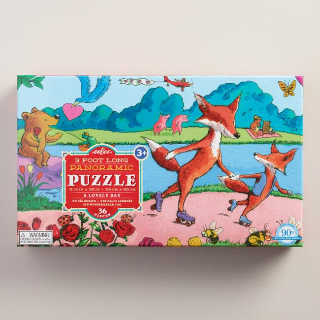 A Lovely Day 36-Piece Puzzle