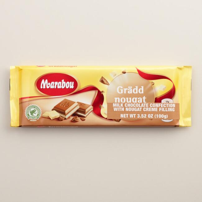 Marabou Chocolate Nougat Bar