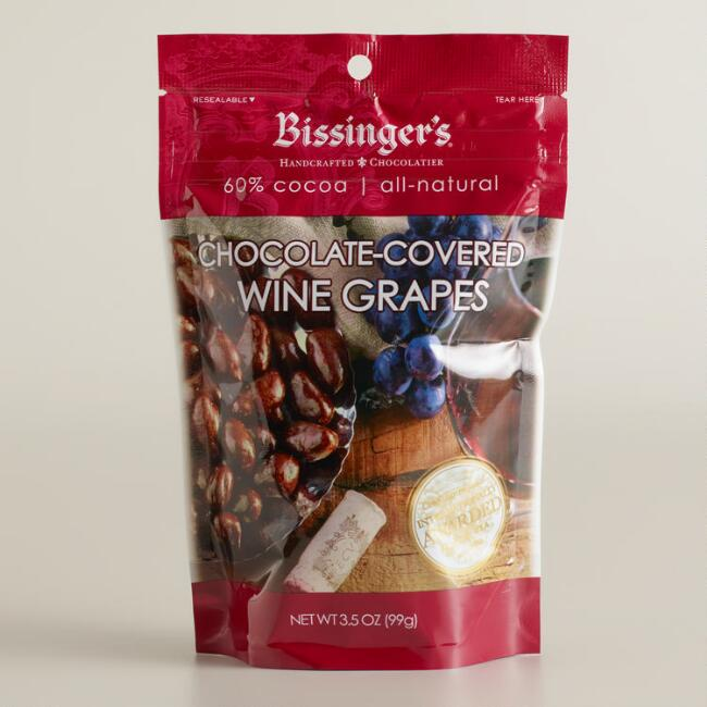 Bissinger's Chocolate-Covered Wine Grapes
