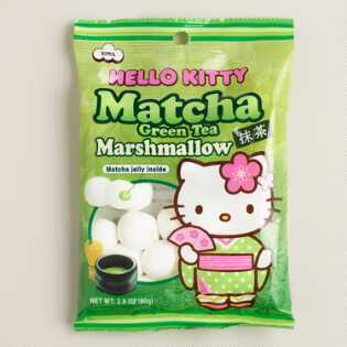 Hello Kitty Matcha Marshmallows Set of 6