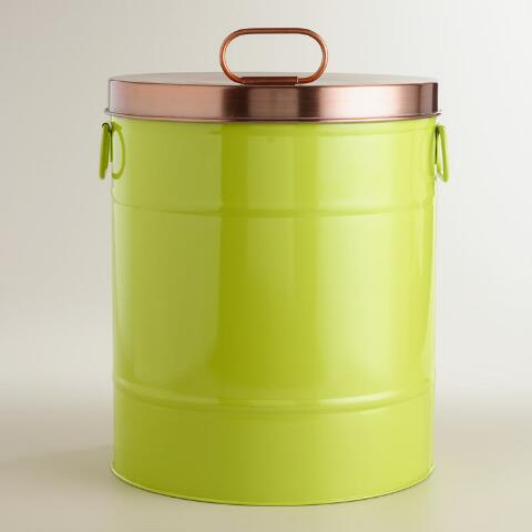 Apple Green Pet Food Storage Container World Market