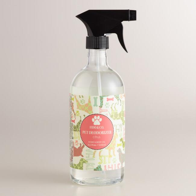 Fido and Co. Citrus Pet Deodorizer