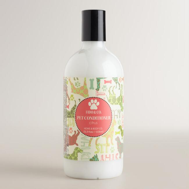 Fido and Co. Citrus Pet Conditioner