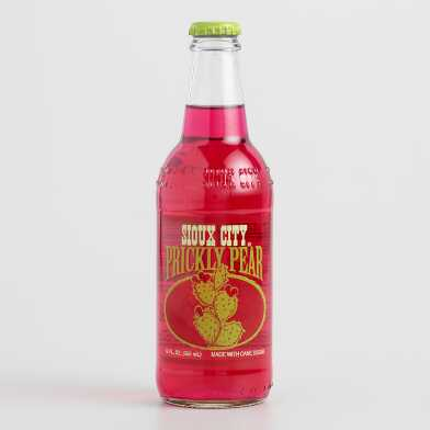 Sioux City Prickly Pear Soda