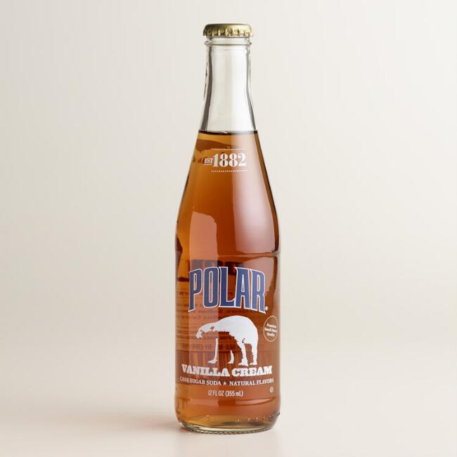 Polar Classic Vanilla Cream Soda