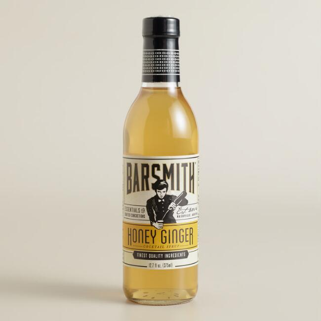 Barsmith Honey Ginger Syrup