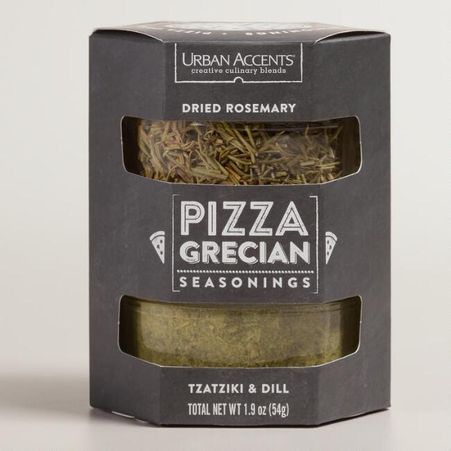 Urban Accents Greek Pizza Seasoning