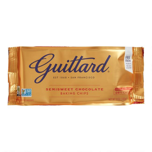 Guittard Semisweet Chocolate Baking Chips