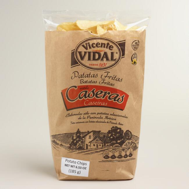 Vicente Vidal Potato Chips