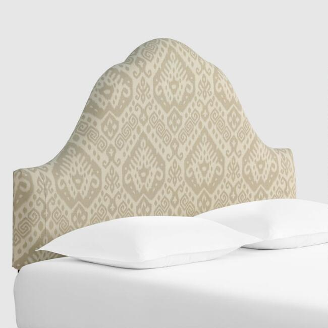 Dove Safi Elsie Upholstered Headboard