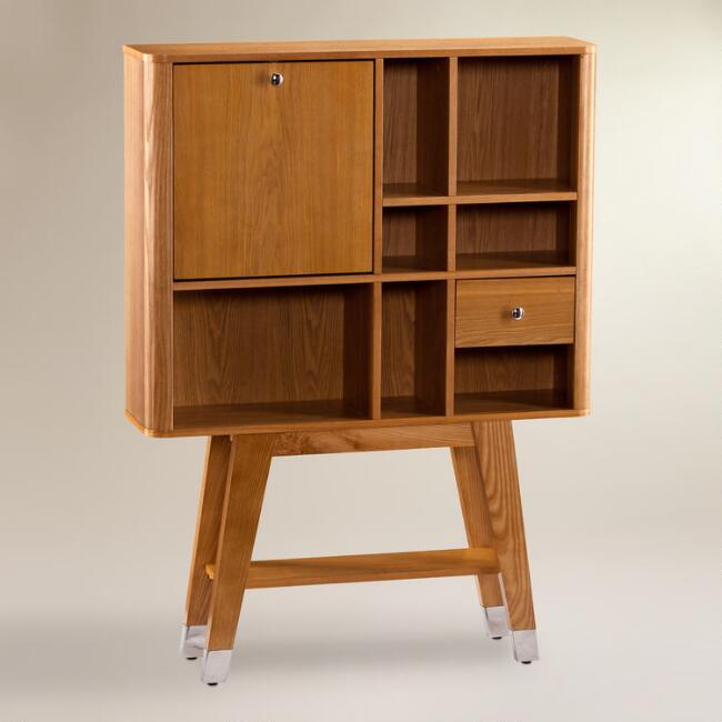 Wood Rochester Folding Desk