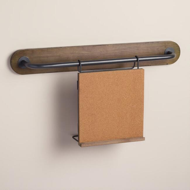 Modular Kitchen Wall Storage Corkboard