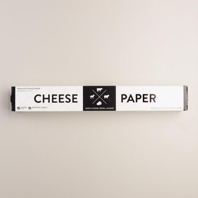 Cheese Storage Papers, 15-Count