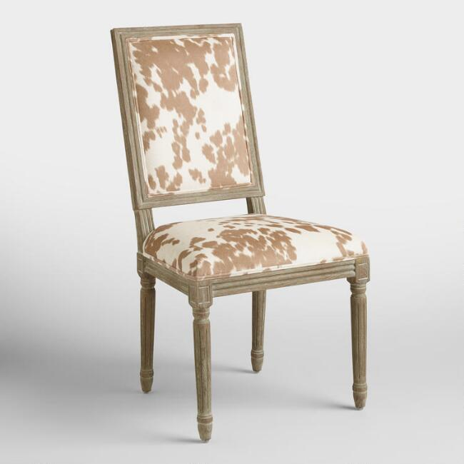 Palomino Paige Square Back Dining Chairs, Set of 2
