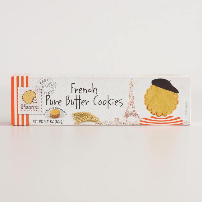 Pierre Pure Butter Cookies