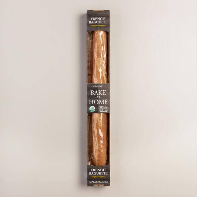 Essential Baking French Baguette