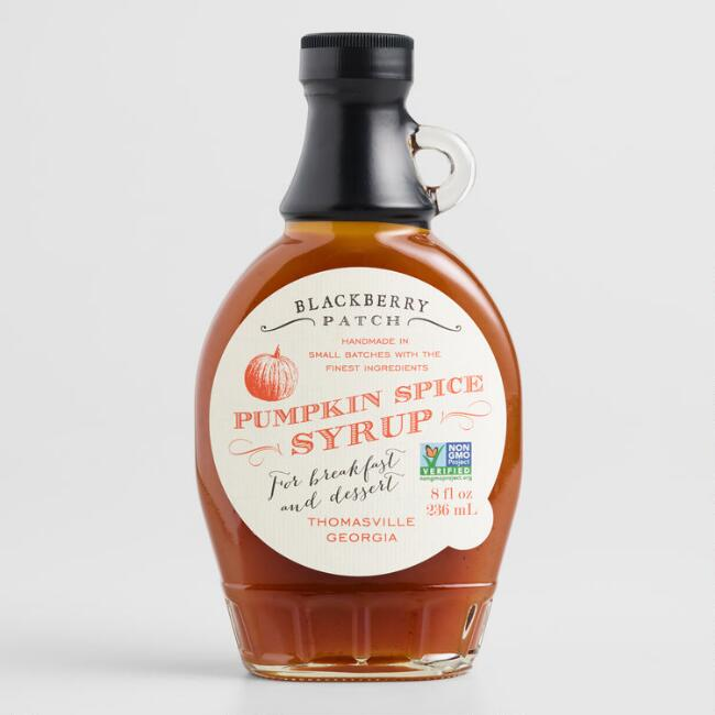 Blackberry Patch Pumpkin Spice Syrup