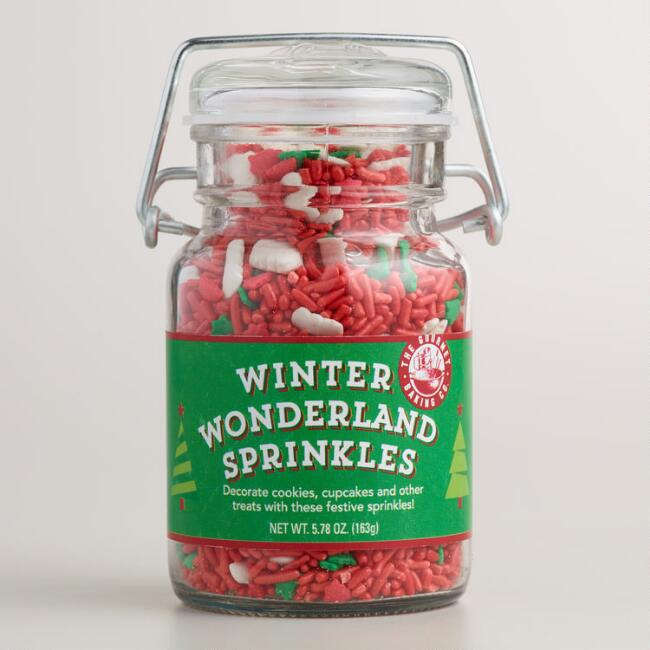 Winter Wonderland Sprinkles