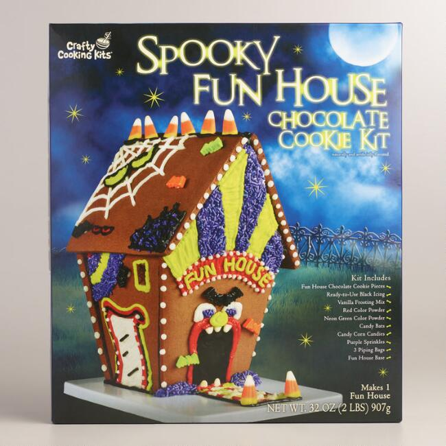 Spooky Fun House Kit