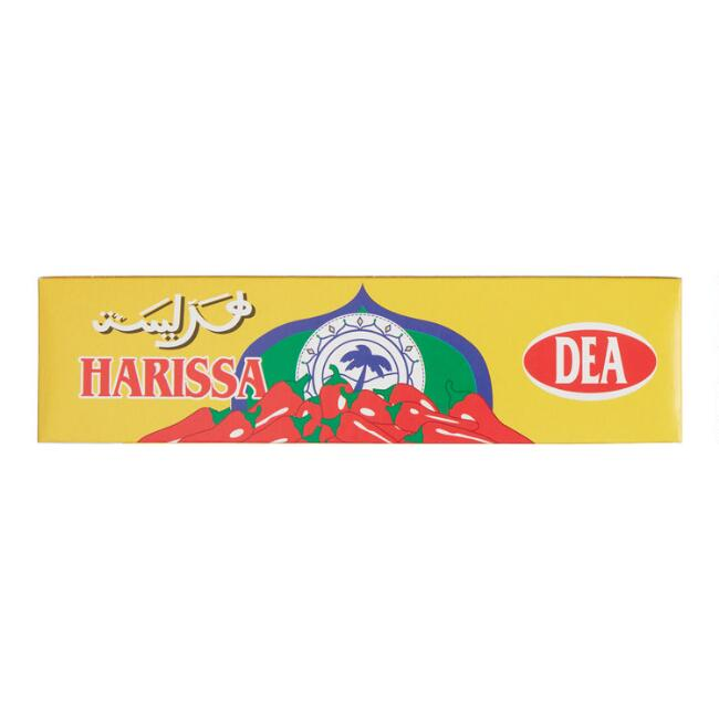 Dea Harissa Paste, Set of 4
