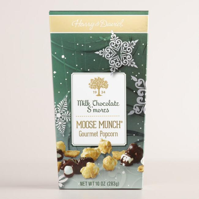 Harry & David Milk Chocolate S'Mores Moose Munch