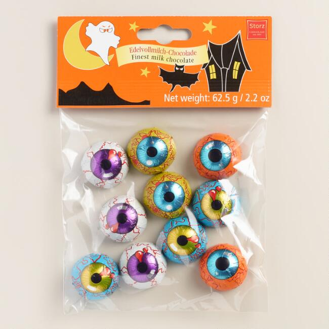 Storz Milk Chocolate Eyeballs