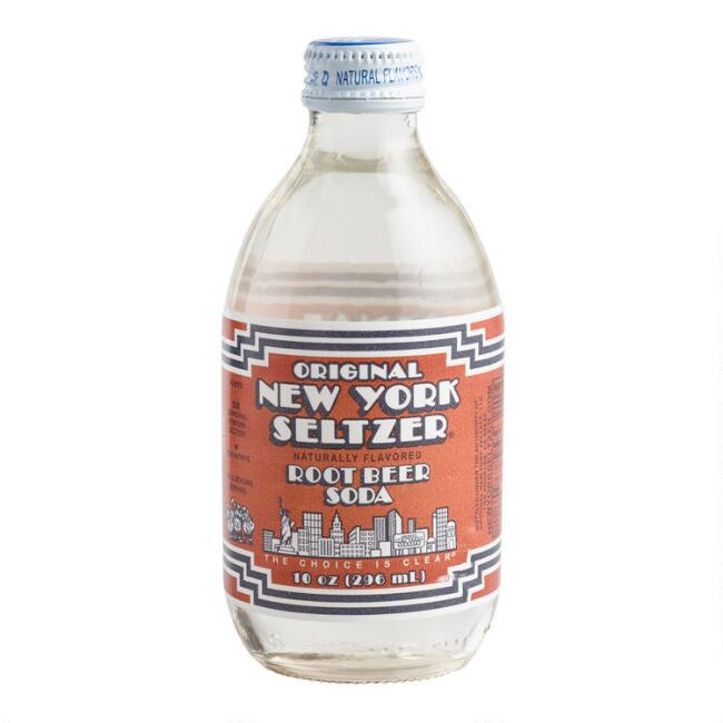Root Beer Original New York Seltzer