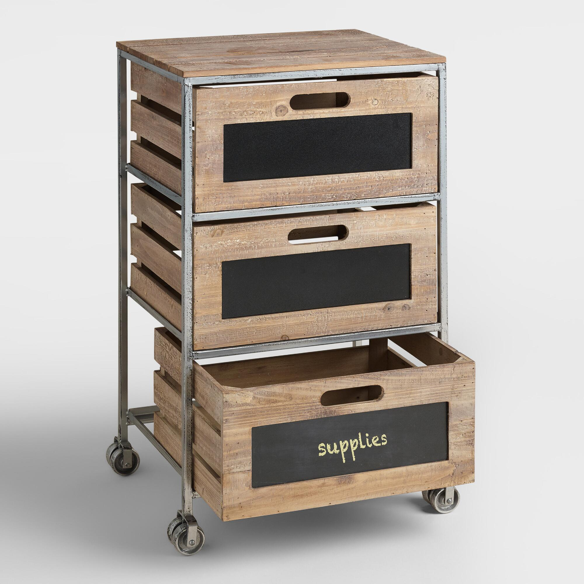 Rolling craft cart with drawers - Rolling Craft Cart With Drawers 30