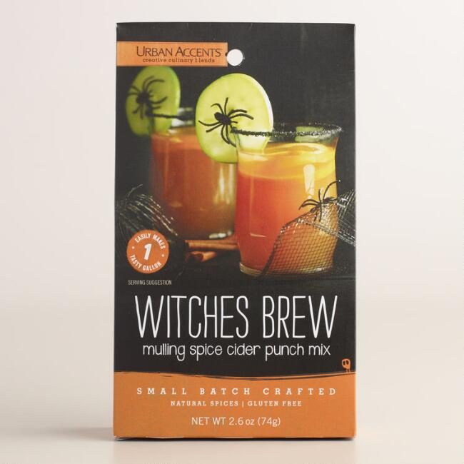 Witches Brew Mulling Spice Cider Punch Mix