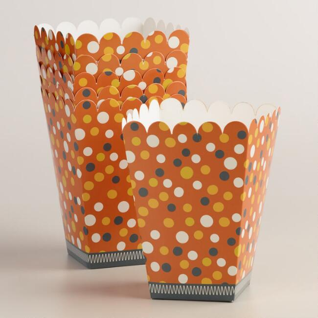 Popcorn Boxes, 6-Pack