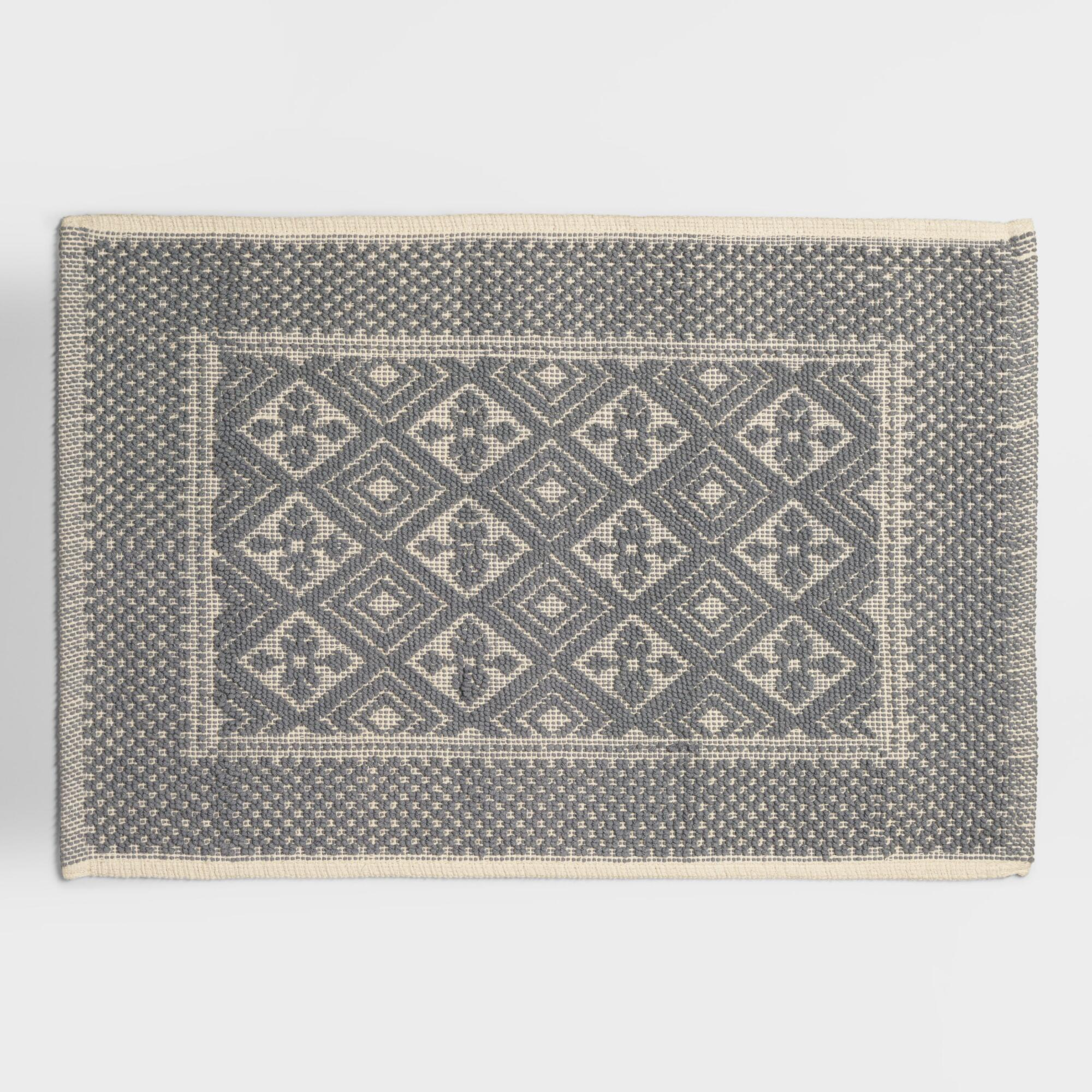 . Bath Rugs   Bath Mats  Bath Rug Sets   World Market