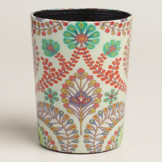 Coral Treetop Toothbrush Holder