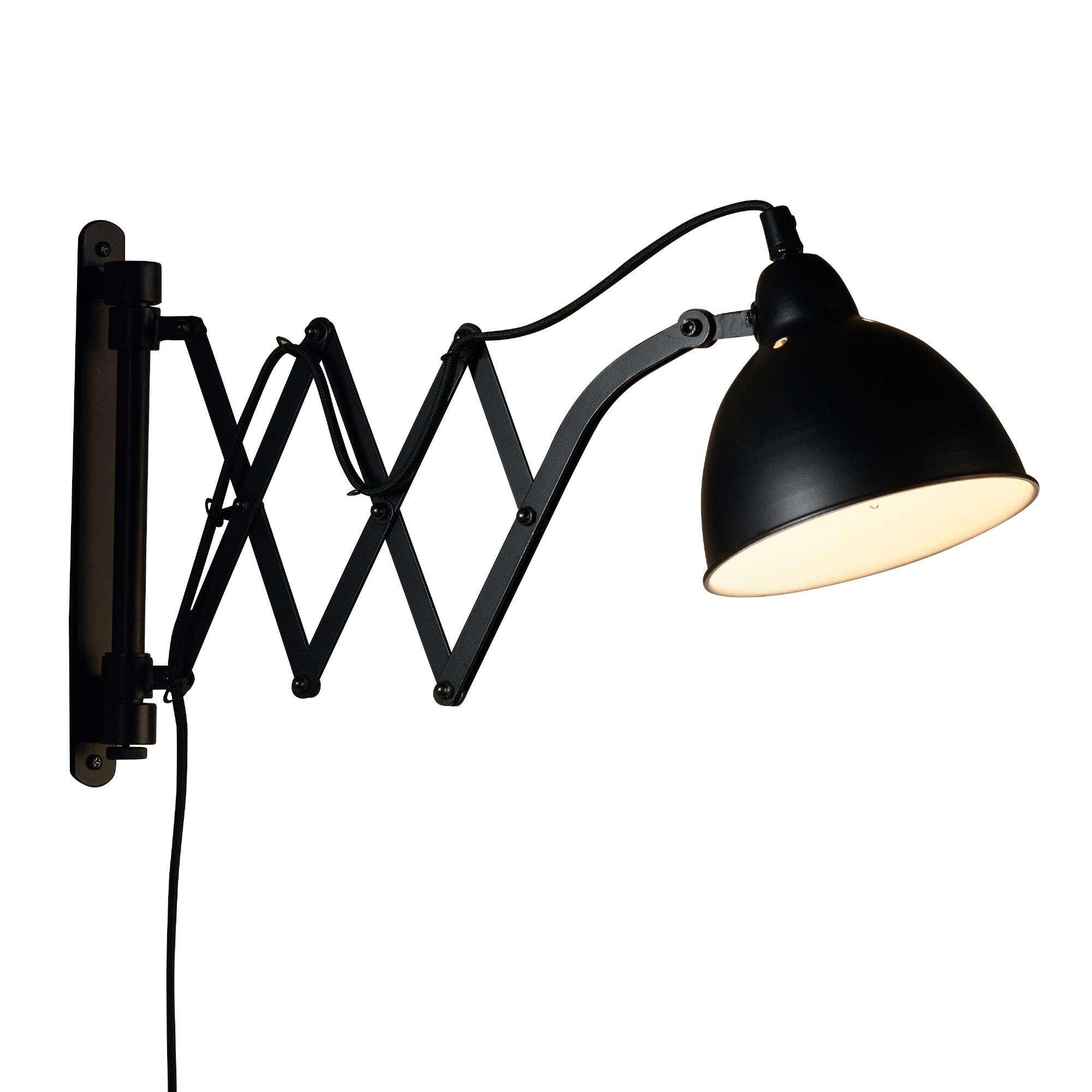 Sconces and wall sconce lighting world market black metal accordion wall sconce aloadofball Choice Image