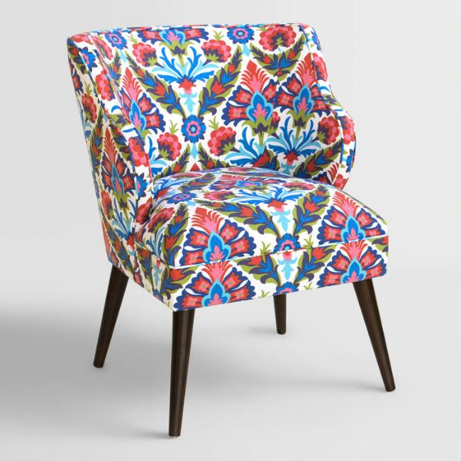 Felicity Firecracker Audin Upholstered Chair