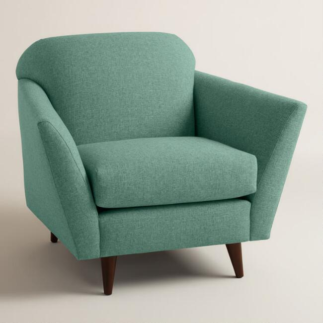 Chunky Woven Jorna Upholstered Chair