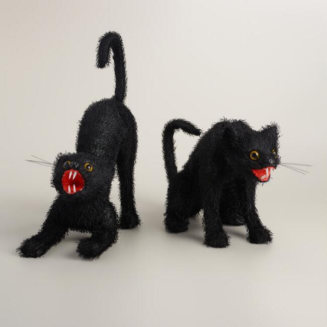 Black Cats, Set of 2