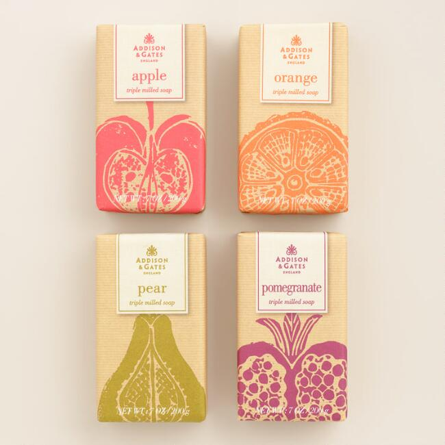A&G Harvest Bar Soap Collection