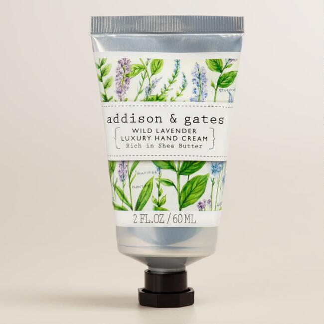 A&G Botanical Wild Lavender Hand Creams, Set of 2