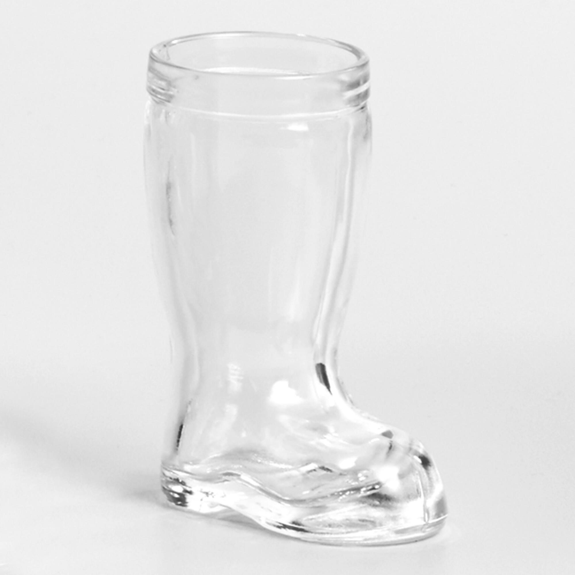 Glass Beer Boots Set of 2 - Small by World Market Small