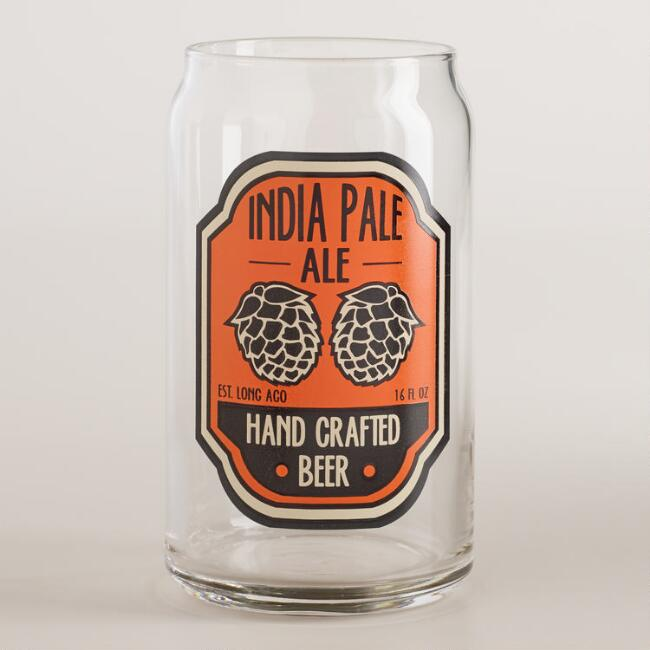 IPA Pint Glasses, Set of 4