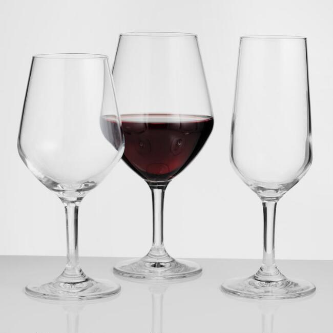 Verso Glassware Collection