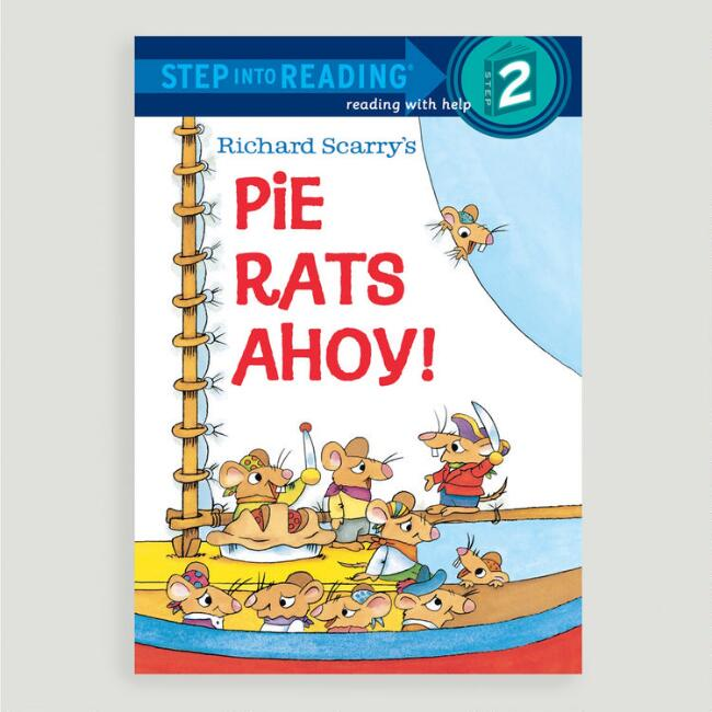 Richard Scarry's Pie Rats Ahoy!